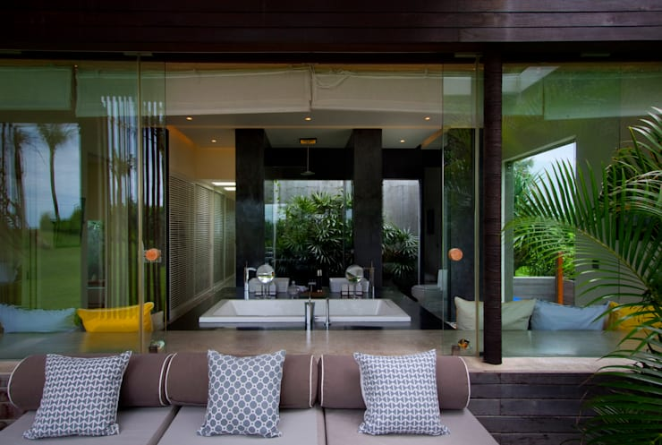 Villa Tantangan:  Household by Word of mouth WOM