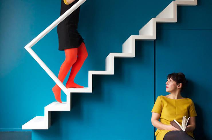 L'escalier:  de style  par Metek Architecture
