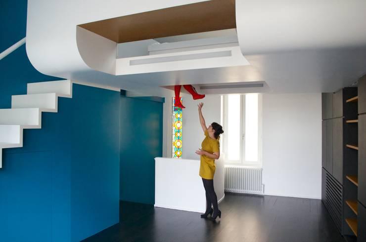 Mezzanine:  de style  par Metek Architecture