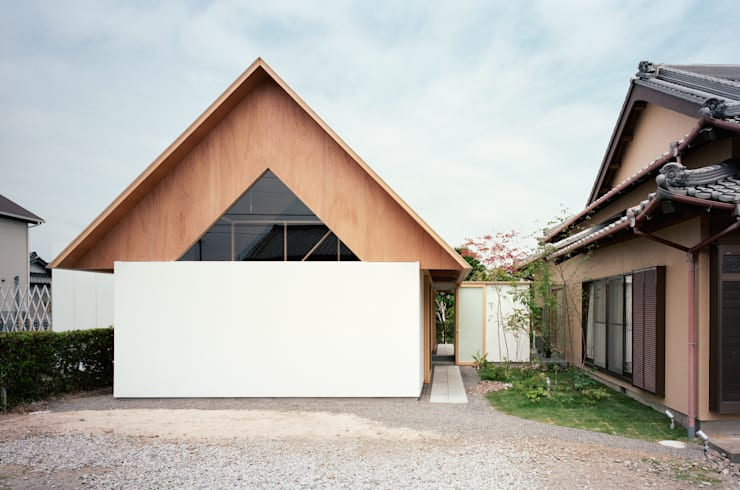 Houses by ma-style architects