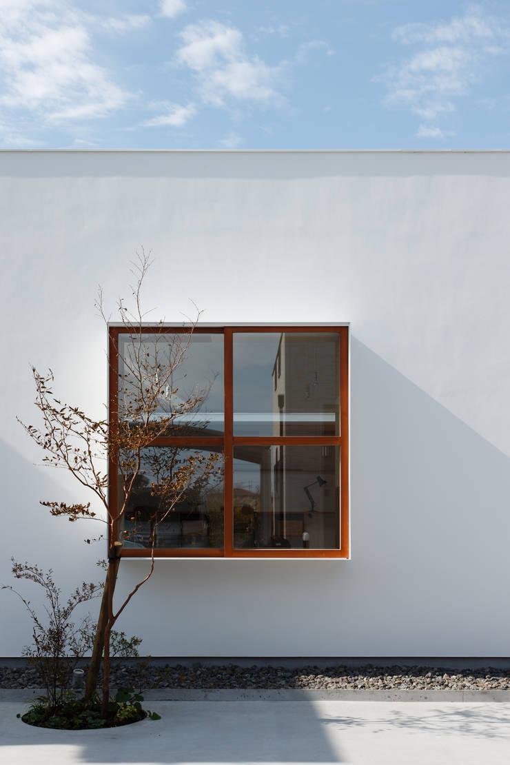 イドコロ: ma-style architectsが手掛けた窓です。