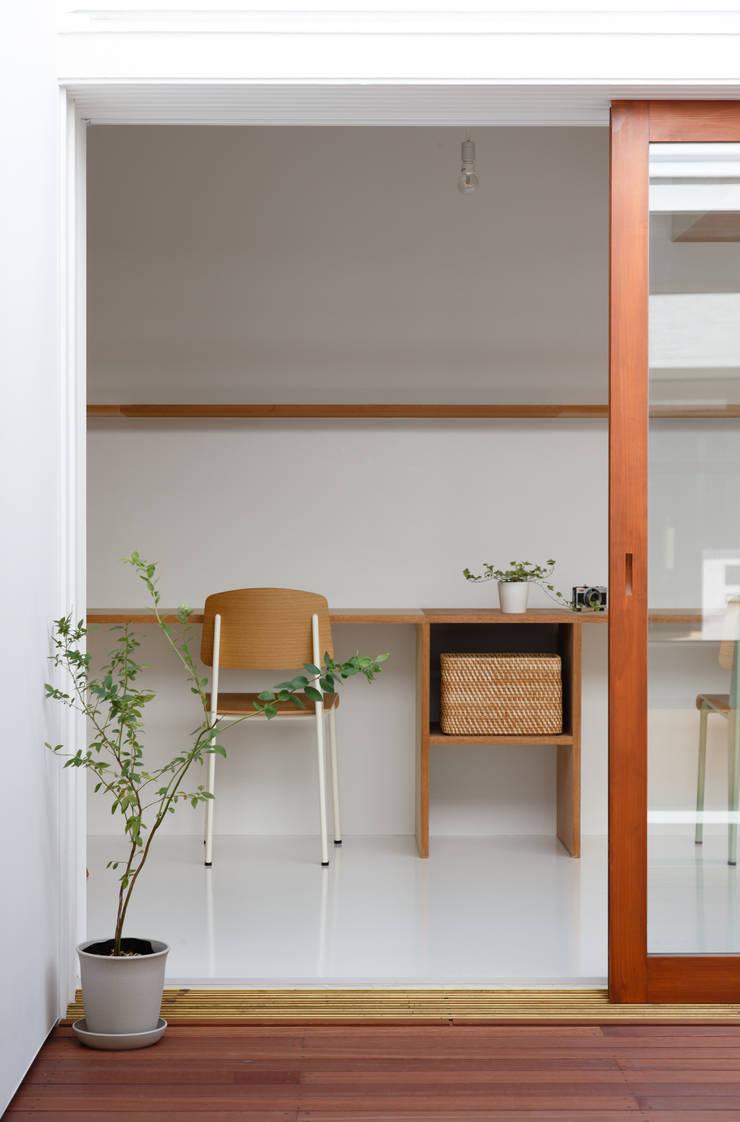 イドコロ: ma-style architectsが手掛けた書斎です。