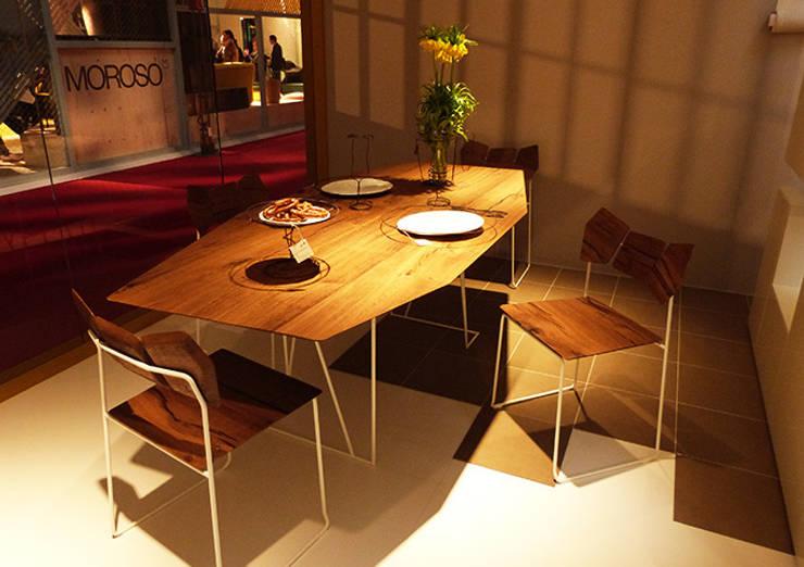 Dining room by Setsu & Shinobu Ito