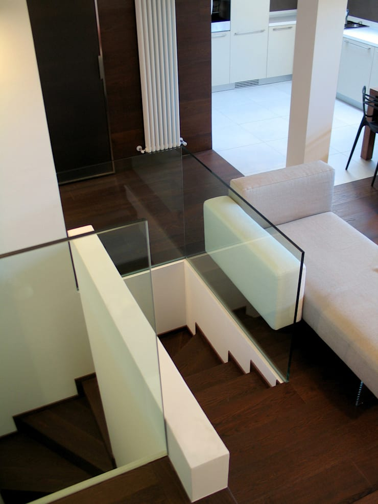Casa Sabatini: Soggiorno in stile  di matteo avaltroni