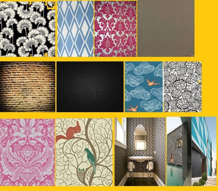Wall Papers:  Walls & flooring by SRK Consultants & Engineers