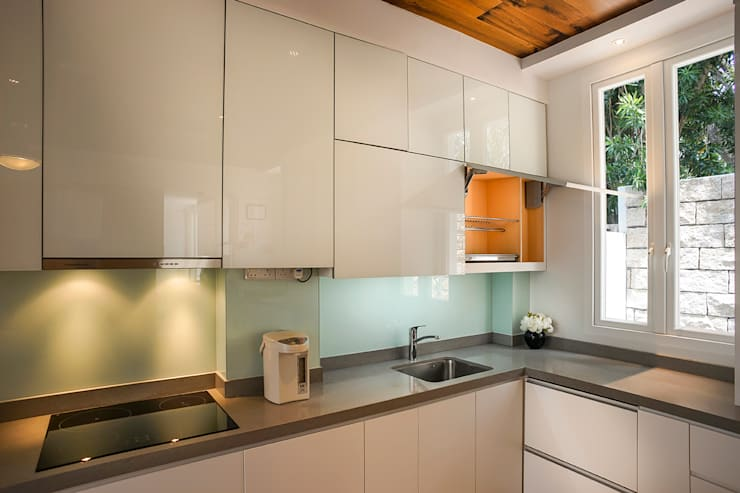 Senette Avenue Singapore:  Kitchen by Imagine sk66