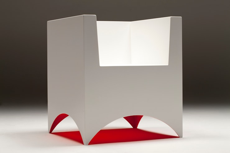 REFLECTION SOFA: KEISUKE FUJIWARA DESIGN OFFICEが手掛けたアートです。