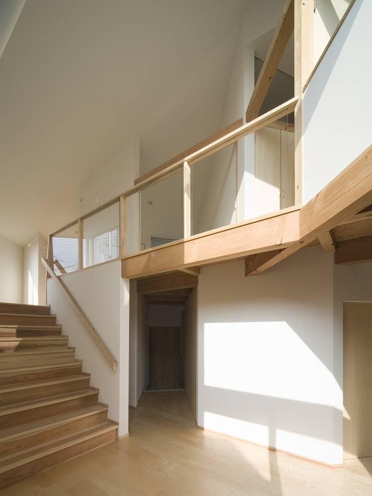 兵庫・S: 塔本研作建築設計事務所が手掛けたダイニングです。,