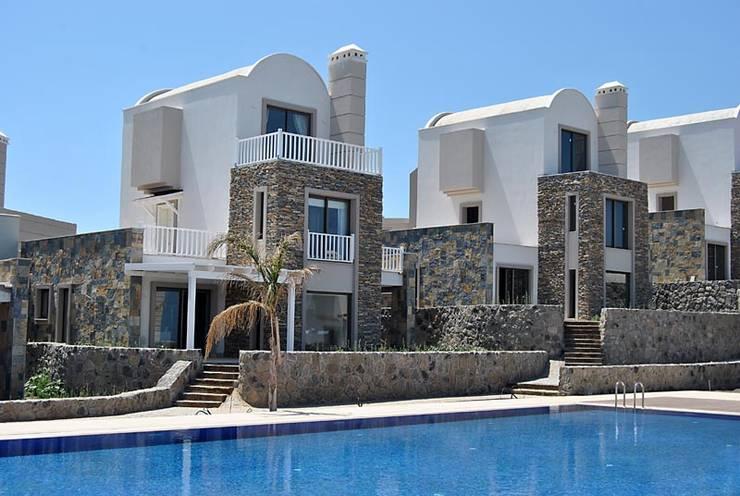 Estateinwest – Azure Villaları 4 Odalı Müstakil Villalar:  tarz Evler