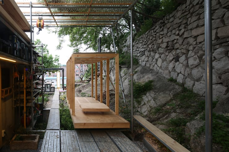 철민이네 집수리(CHULMIN'S JIP-SOORI): 무회건축연구소의  주택