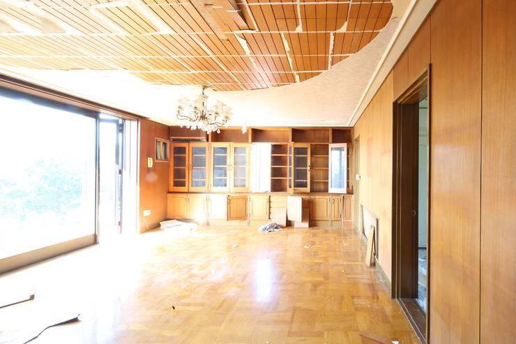 건우씨네 집수리(KUNWOO'S JIP-SOORI): 무회건축연구소의