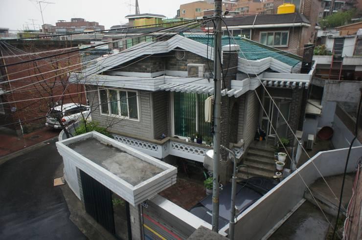 상도동 집수리(Sangdodong JIP-SOORI): 무회건축연구소의