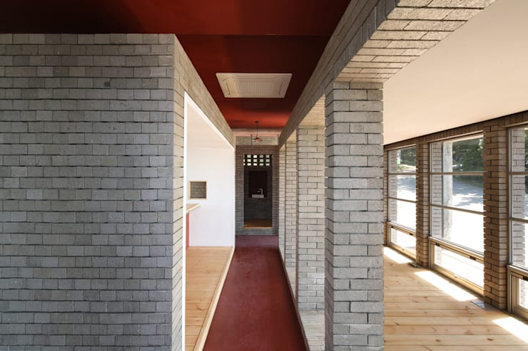 제주 집수리(JEJU JIP-SOORI): 무회건축연구소의  벽