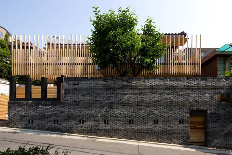 منازل تنفيذ 무회건축연구소