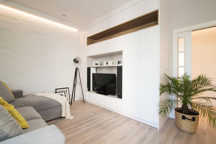 Salon: styl , w kategorii Salon zaprojektowany przez Art of home,Nowoczesny