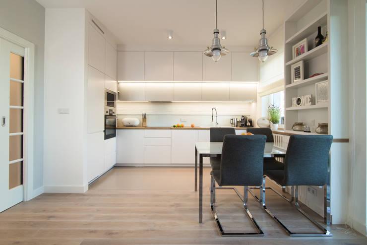 Kuchnia: styl , w kategorii Kuchnia zaprojektowany przez Art of home,Nowoczesny