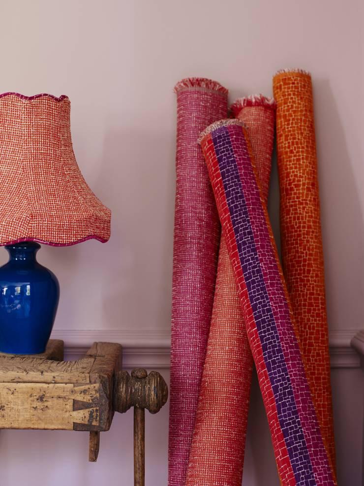 Гостиная в . Автор – Prestigious Textiles, Средиземноморский