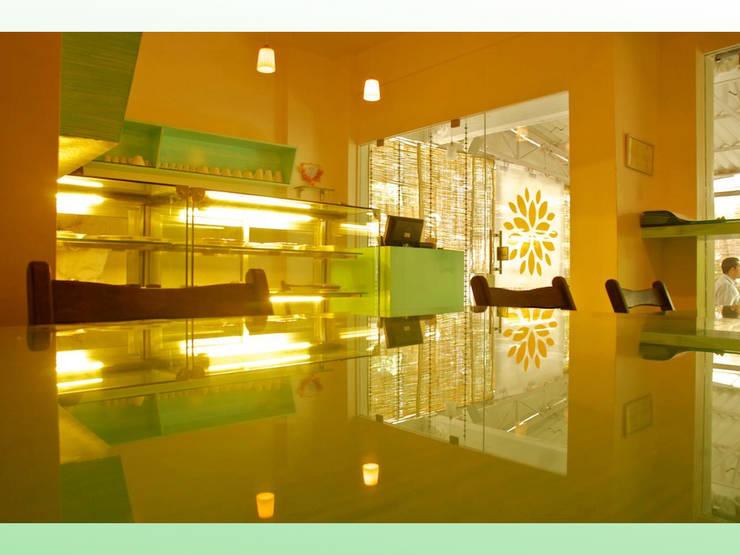 Yellow Tree Cafe, Lokhandwala:  Gastronomy by Design Kkarma