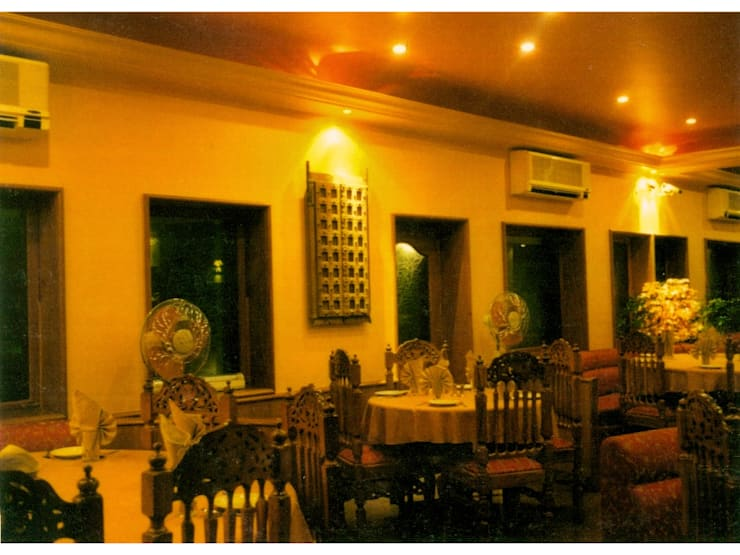 Restaurant in Bhuj:  Gastronomy by Design Kkarma