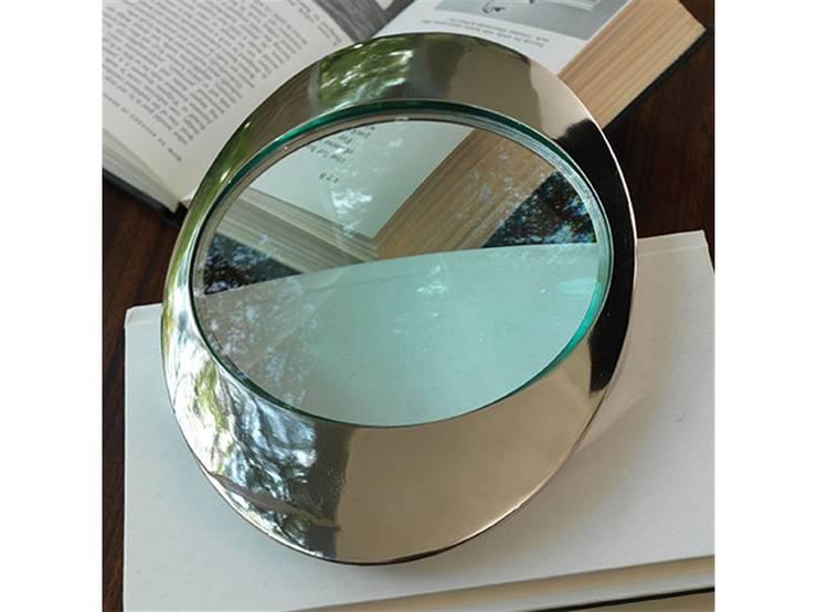 Oval Lupe-Nickel: modern  von Sweets & Spices Dekoration und Möbel,Modern