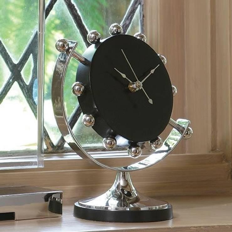 Achse Metall Uhr: modern  von Sweets & Spices Dekoration und Möbel,Modern