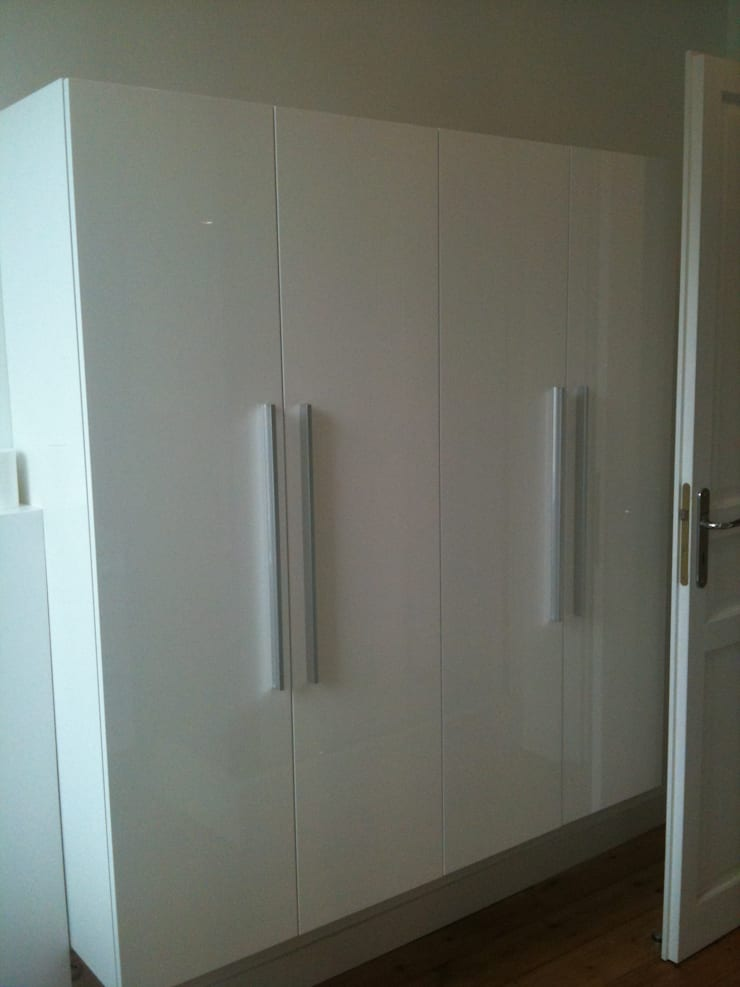 Création d'une SDB: Salle de bain de style  par  Elodie ROBOT Architecte d'intérieur