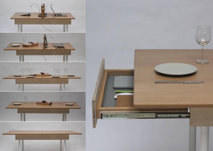 Cozinha  por Daniel Liss Design