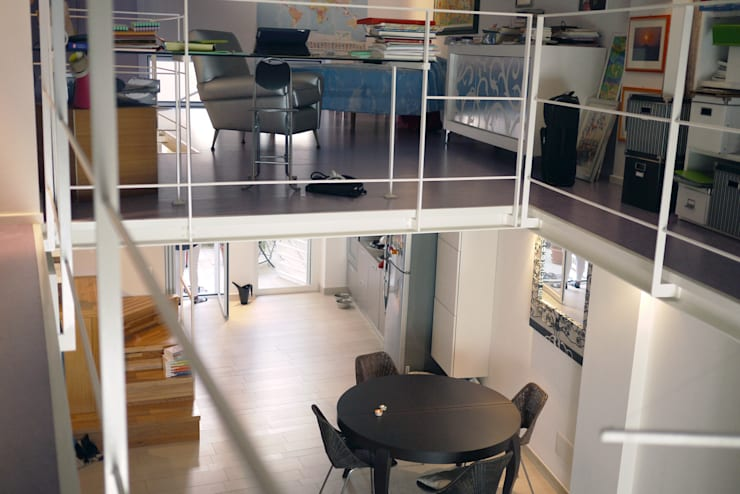 Study/office by Nicola Sacco Architetto