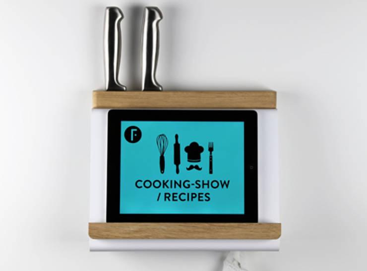Projekty,  Kuchnia zaprojektowane przez Gregor  Faubel Produktdesign
