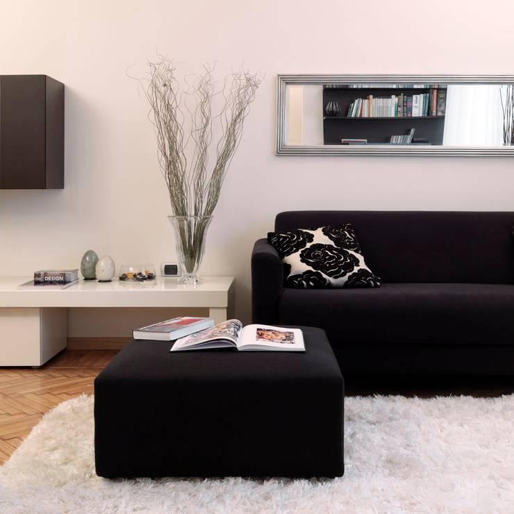 Mini Appartamento : Case in stile  di Studio Architettura e Design Giovanna Azzarello, Moderno
