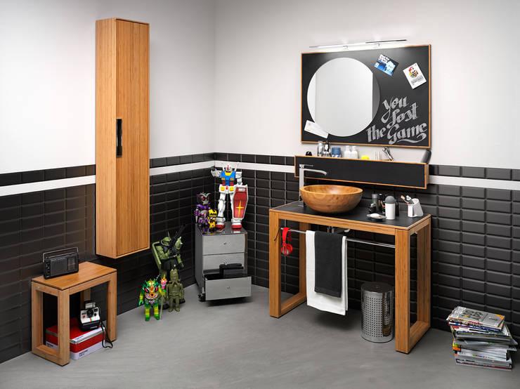 modern Bathroom by Lineabeta