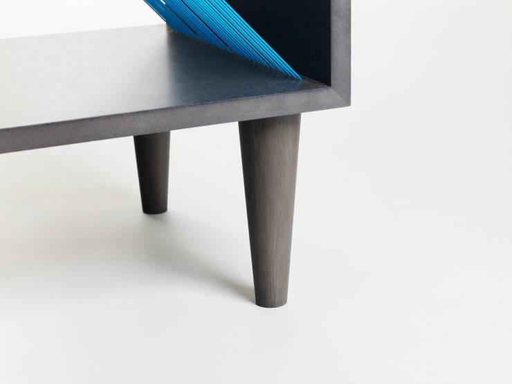 l'écume des jours: Maison de style  par Elsa Randé,  design artisanal de fabrication française