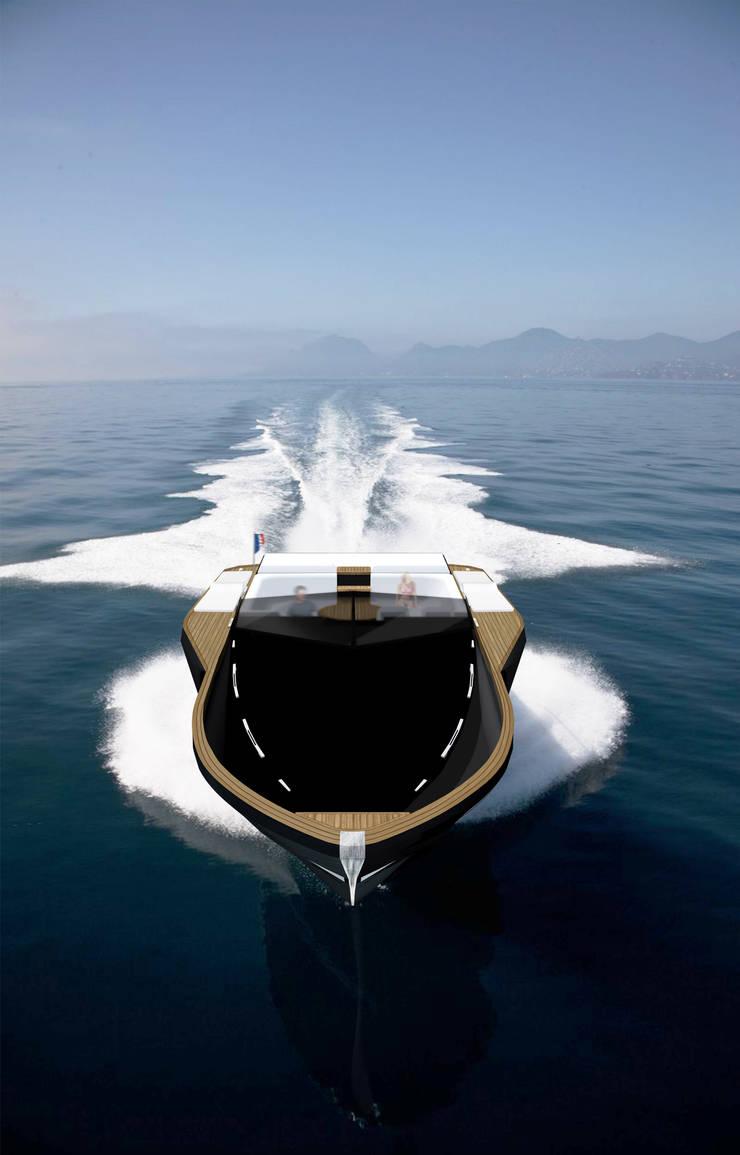 RESSOURCE BOAT 42: Yachts & Jets de style  par Ressource Boat