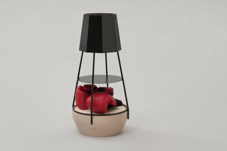 FUZO: Salon de style  par Bertrand Besnard Design