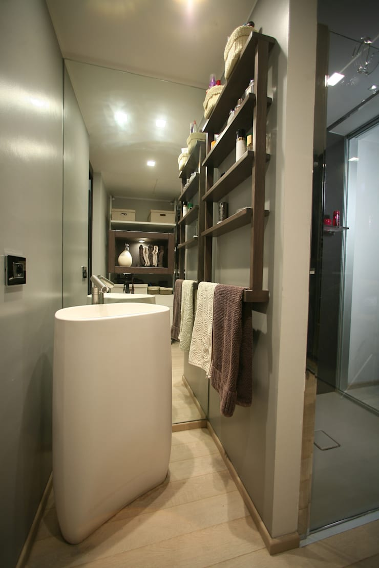 modern  by pucci+saladino architects, Modern