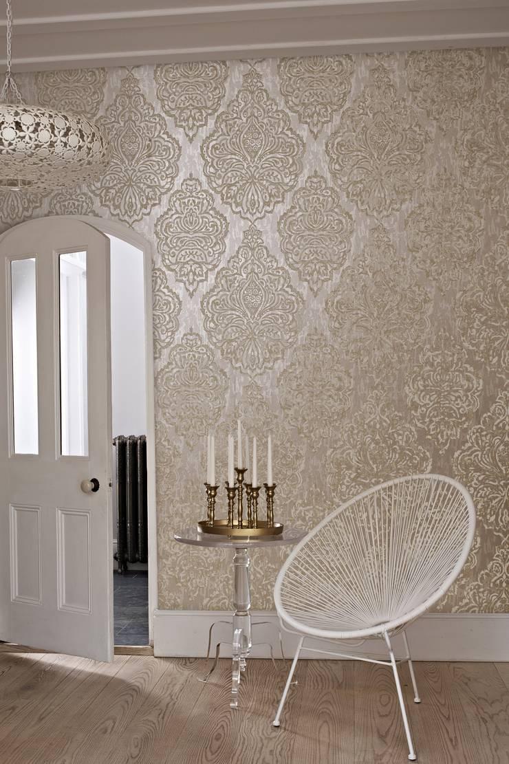 Salas de estar  por Prestigious Textiles , Eclético
