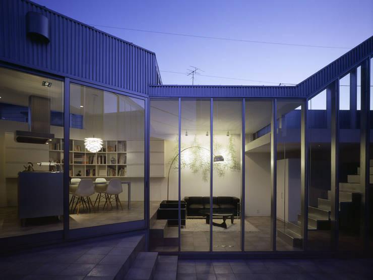 幸手N邸: M2-Nakatsuji Architect Atelierが手掛けた家です。