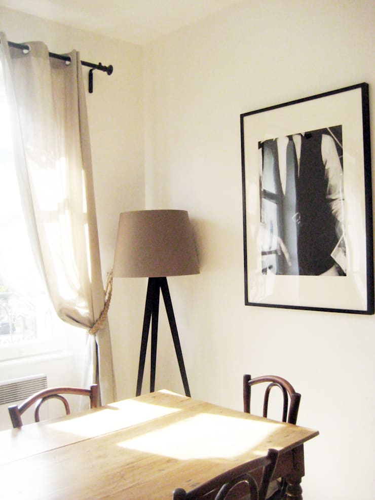 Appartement Hotel: Salon de style  par hla