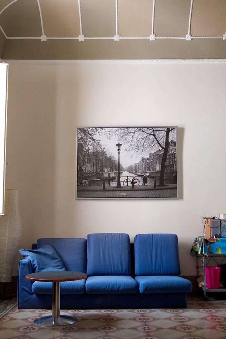 Restauro appartamento in edifico storico F_P:  in stile  di Studio tecnico associato 'Il Progetto',