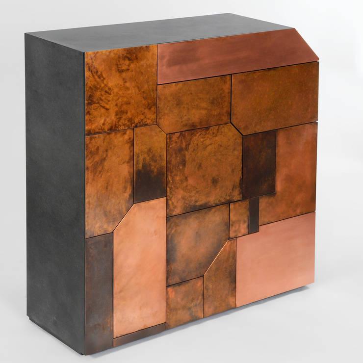 Projekty,  Salon zaprojektowane przez Andrea Felice - Bespoke Furniture