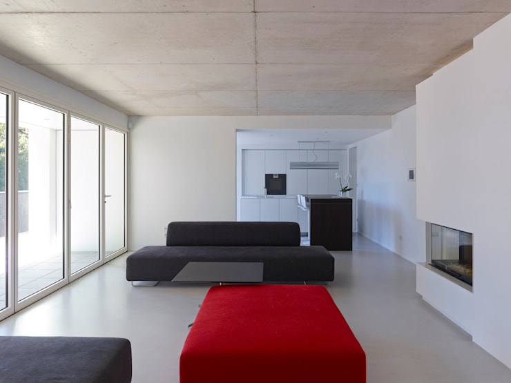 by Jacques Boucheton Architectes