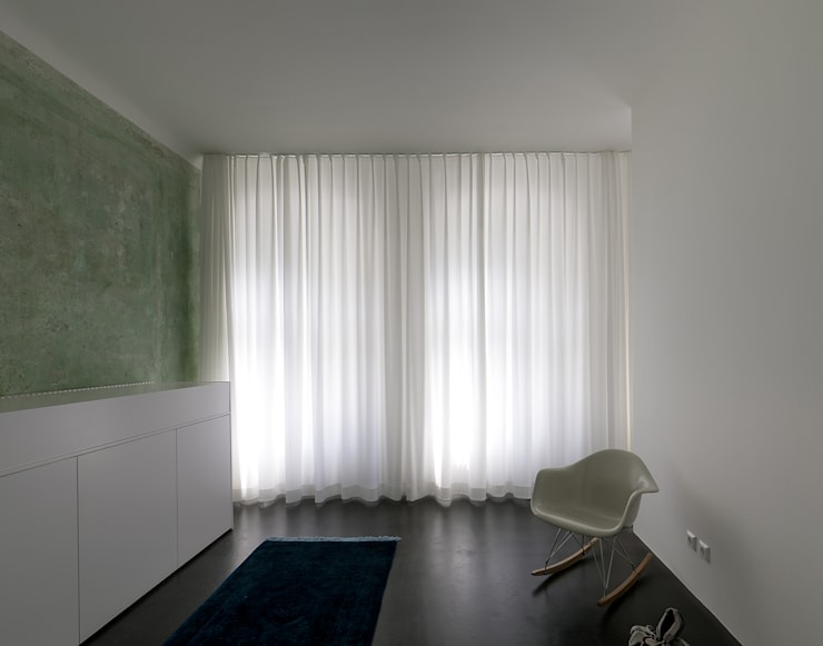 MINI-APPARTEMENT, BERLIN REALISIERUNG – 2014:   von JAN RÖSLER ARCHITEKTEN,