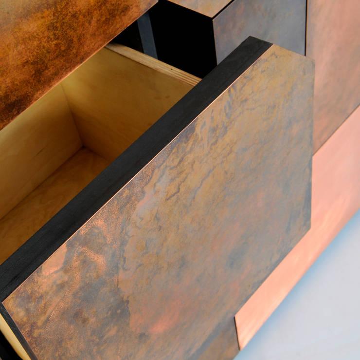 в . Автор – Andrea Felice - Bespoke Furniture, Эклектичный