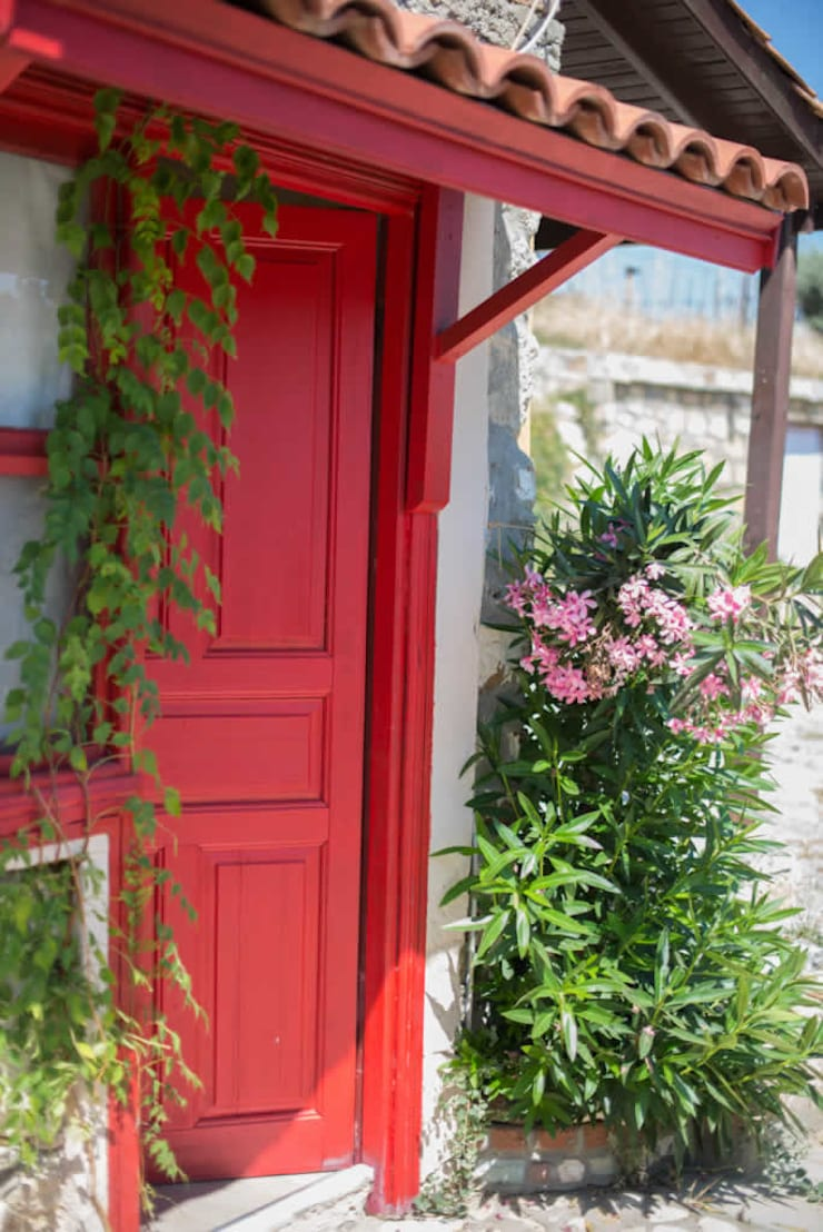 ARAL TATİLÇİFTLİĞİ – Saman Damı: kırsal tarz tarz Evler