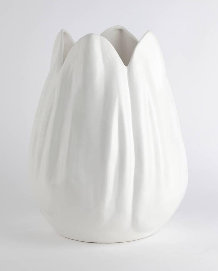 Tulip Vase: Art de style  par Pascalina