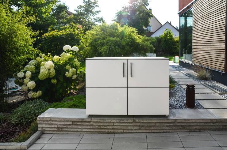 par design@garten - Alfred Hart - Design Gartenhaus und Balkonschraenke aus Augsburg
