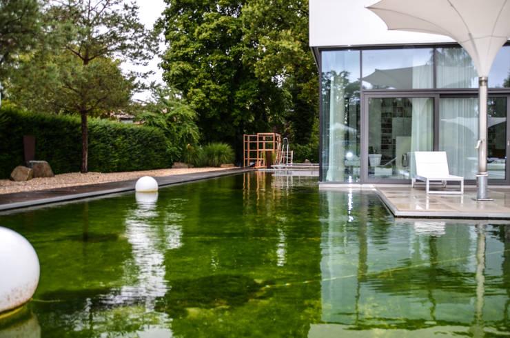 design gartenhaus @gart: modern  von design@garten - Alfred Hart -  Design Gartenhaus und Balkonschraenke aus Augsburg,Modern