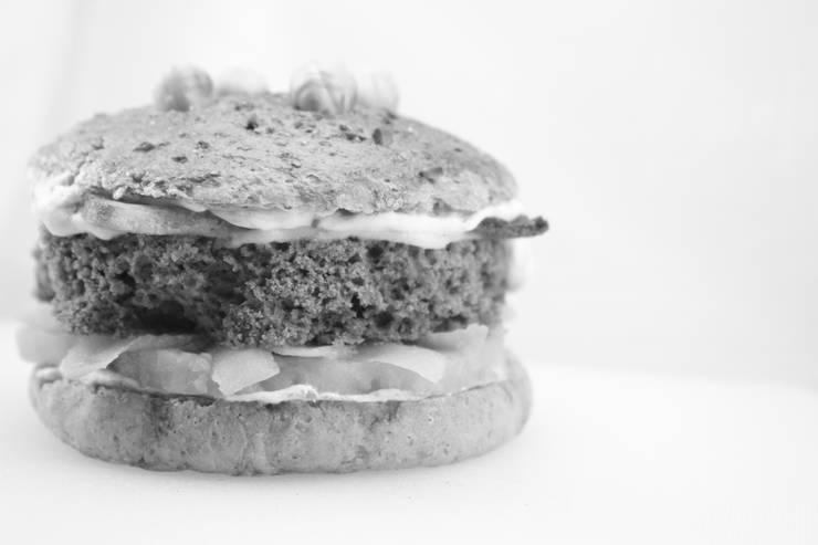 Hamburger GENTILE e altri: Arte in stile  di Ape Food Design