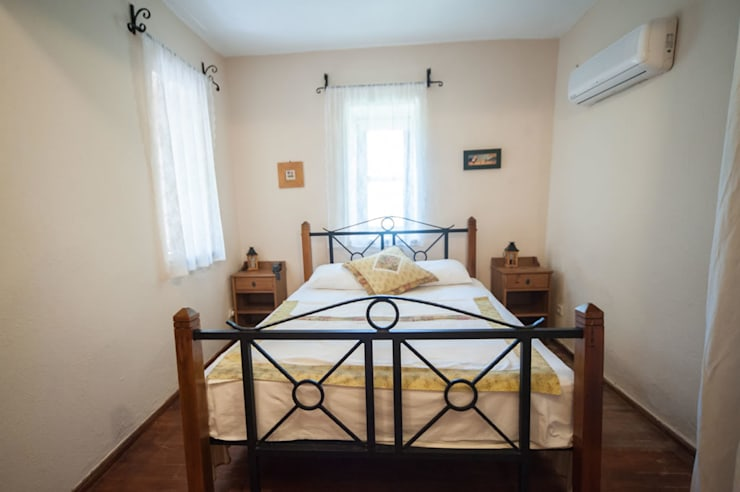 ARAL TATİLÇİFTLİĞİ – Kümes:  tarz Yatak Odası, Modern