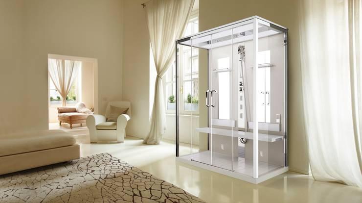Salle de bain de style de style Moderne par Novellini